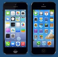 用ppt进行产品设计――手机